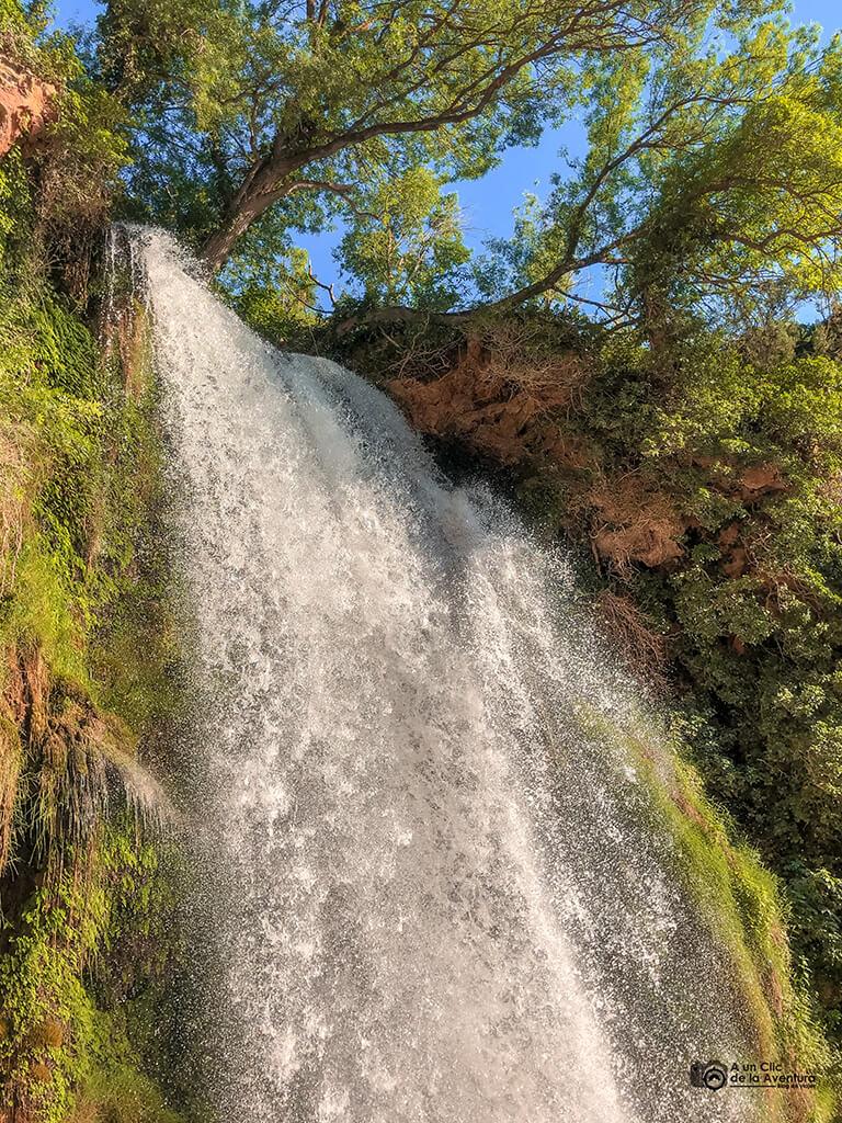 Cascada Cola de Caballo, Monasterio de Piedra