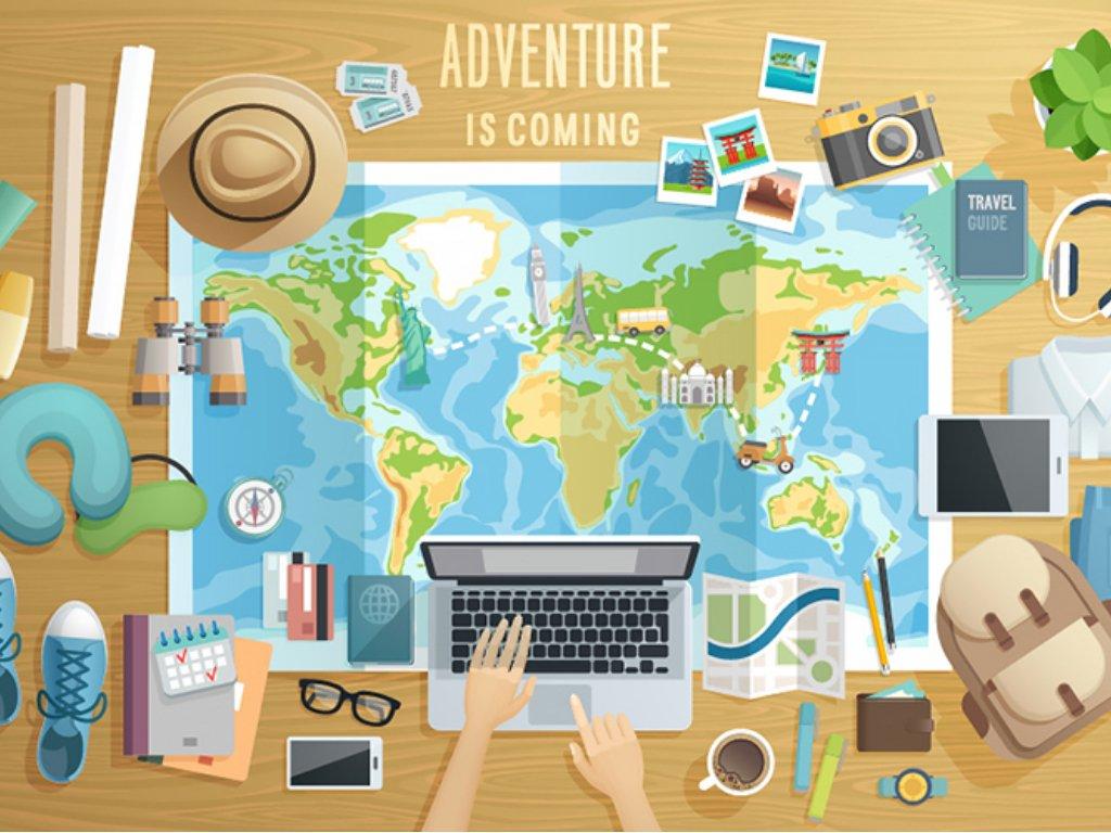 cómo preparar un viaje por libre