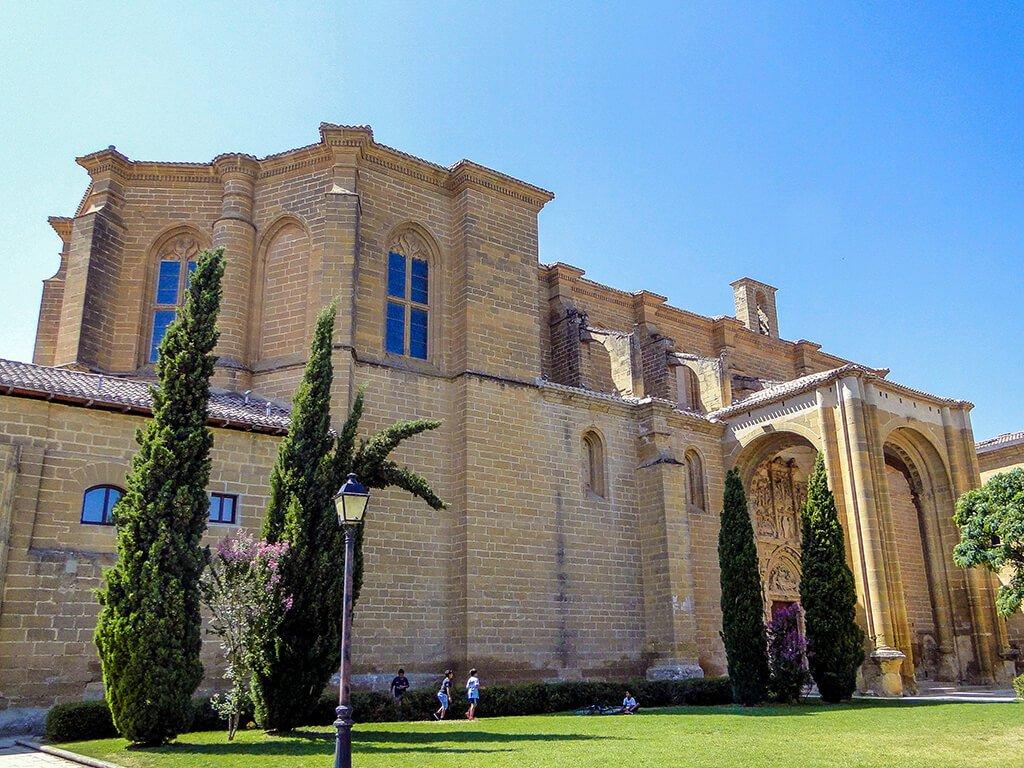 Monasterio de Nuestra Señora de la Piedad de Casalarreina