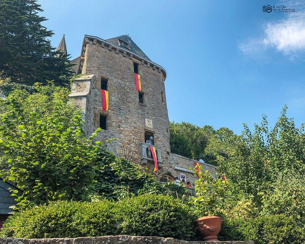 Morada Tiphaine del Mont Saint-Michel