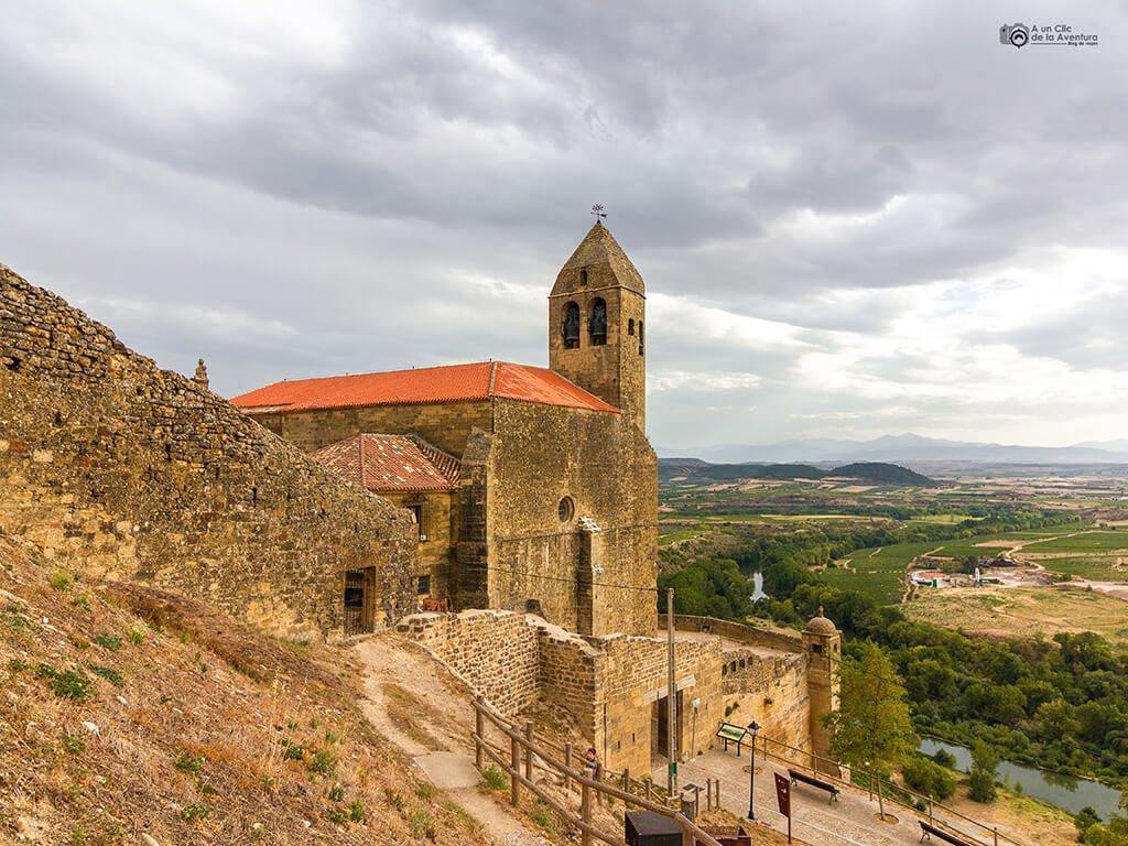 Recinto fortificado de San Vicente de la Sonsierra