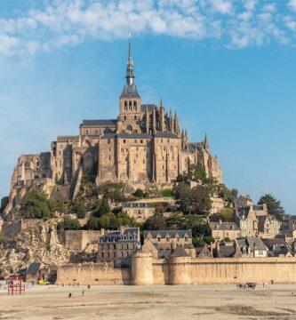 Visitar el Mont Saint-Michel