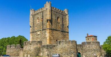 Castillo que ver en Braganza