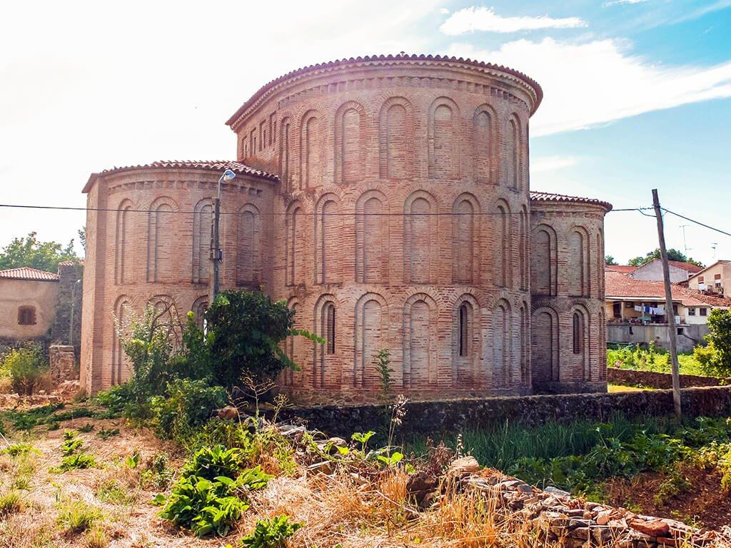Monasterio de Castro de Avelãs