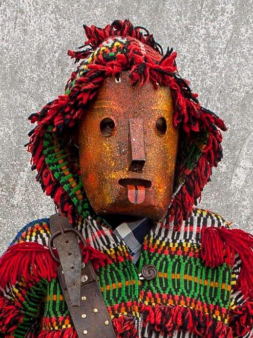 Museo Ibérico de la Máscara y el Traje de Braganza