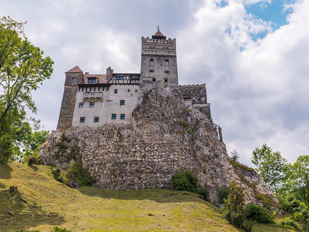 Castillo de Bran, Castillos de Europa