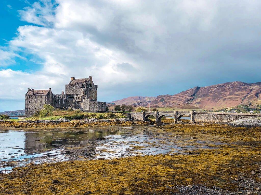 Castillo de Eilean Donan, Castillos de Europa