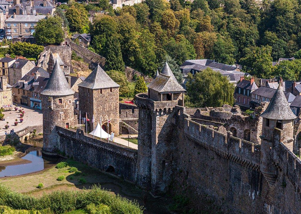 Castillo de Fougères