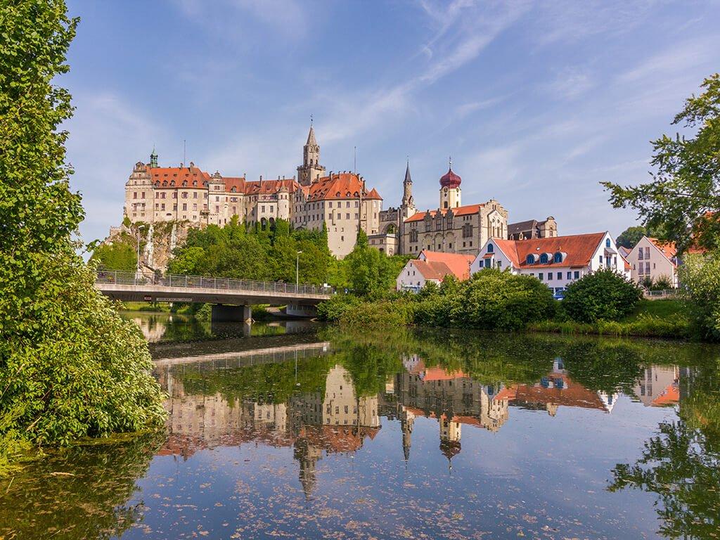 Castillo de Hohenzollern Sigmaringen, Castillos de Europa