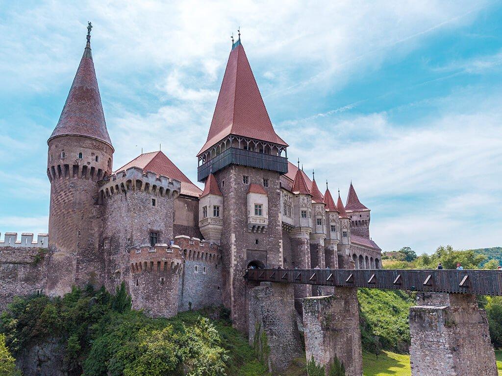 Castillo de Hunyad o de los Corvino