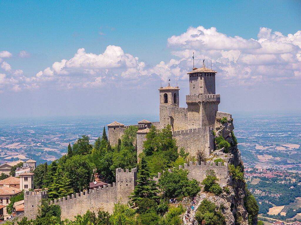 Castillo della Guaita