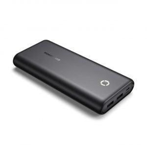 Batería externa de Poweradd, regalos para viajeros