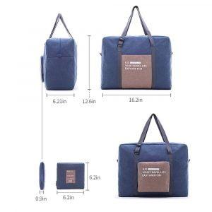 Bolsa plegable, regalos para viajeros