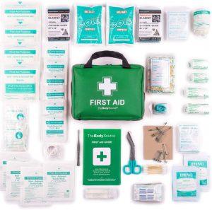 Botiquín de primeros auxilios, regalos para viajeros
