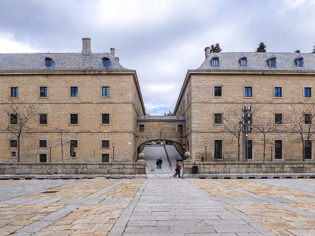 Casas de Oficios Primera y Segunda de El Escorial