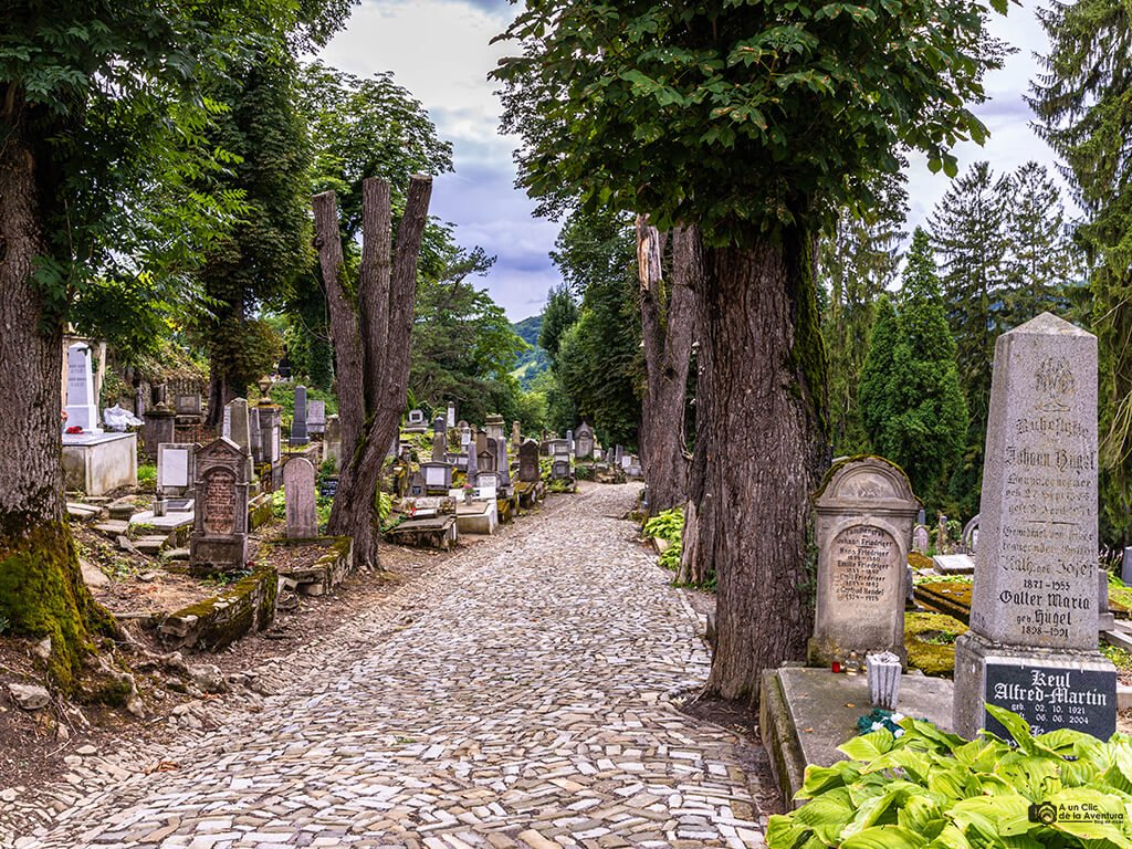 Cementerio Sajón de Sighisoara