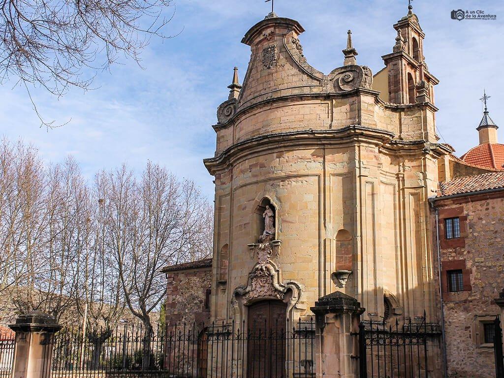 Monasterio de las Ursulinas, Sigüenza