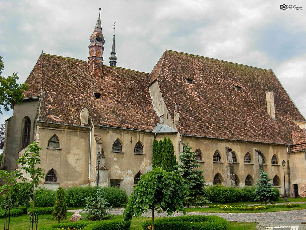 Iglesia del Monasterio Dominico de Sighisoara