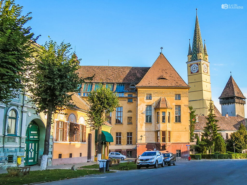 Medias, Rumanía