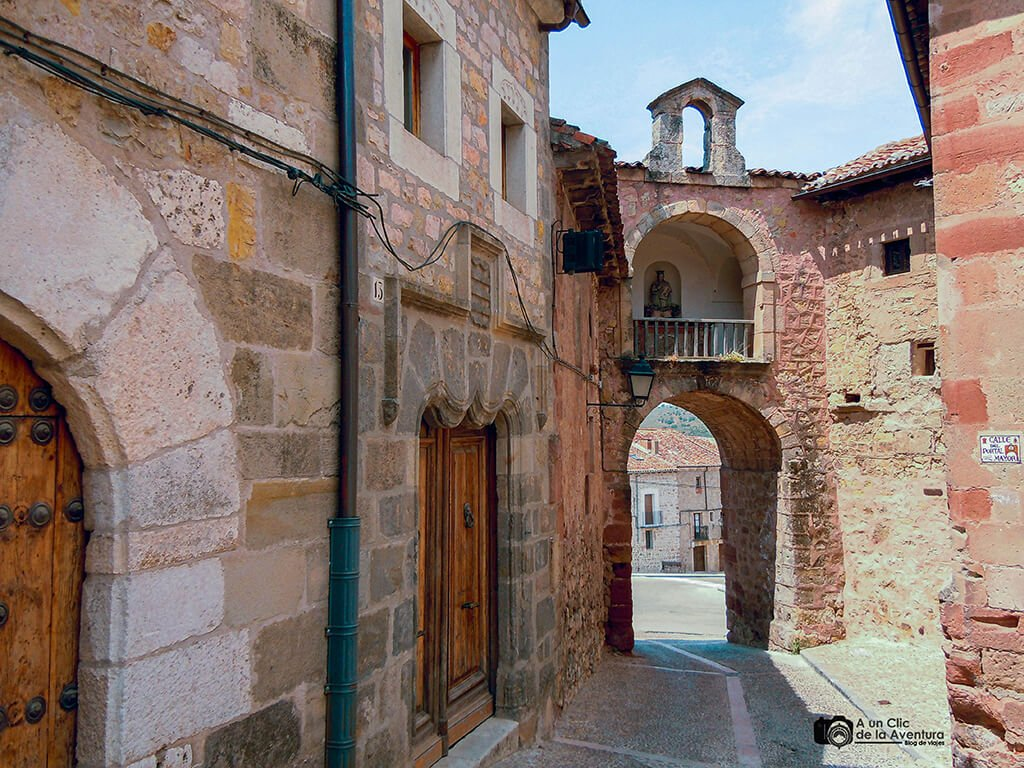 Portal Mayor de Sigüenza