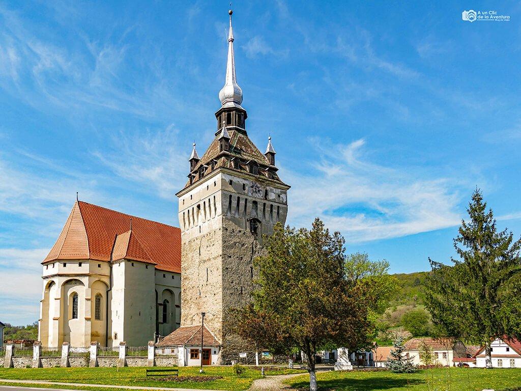 Saschiz, Rumanía