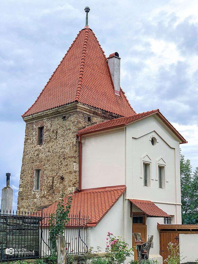 Torre de los Cordeleros de Sighisoara
