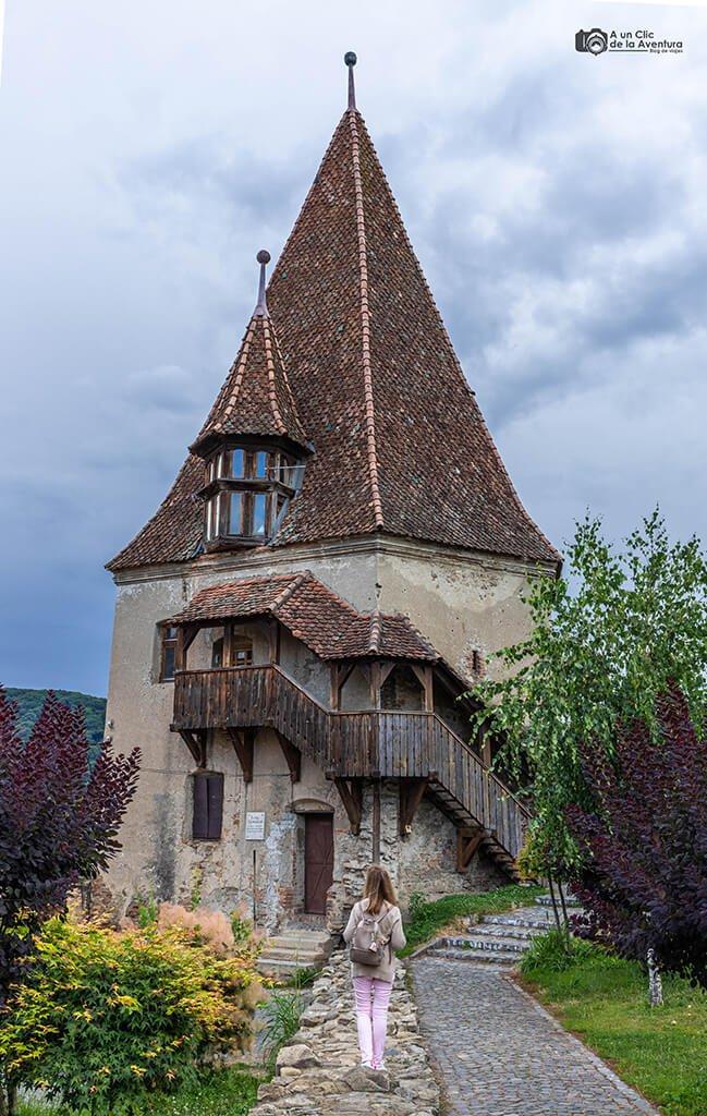 Torre de los Zapateros de Sighisoara