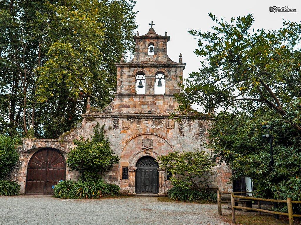 Capilla de San Juan, Villabáñez