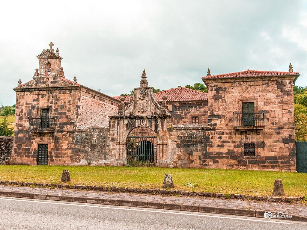 Palacio de la Rañada o de Cuesta Mercadillo en Liérganes