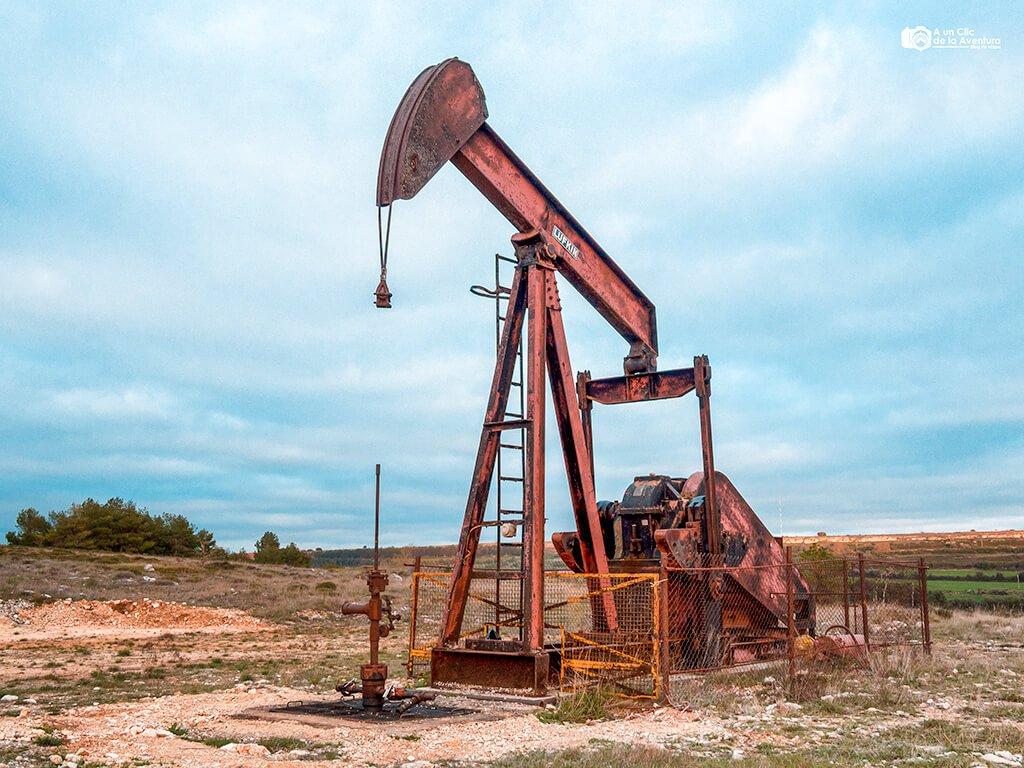 Pozo petrolífero de Ayoluengo