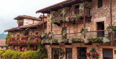 Ruta por los Pueblos pasiegos de Cantabria