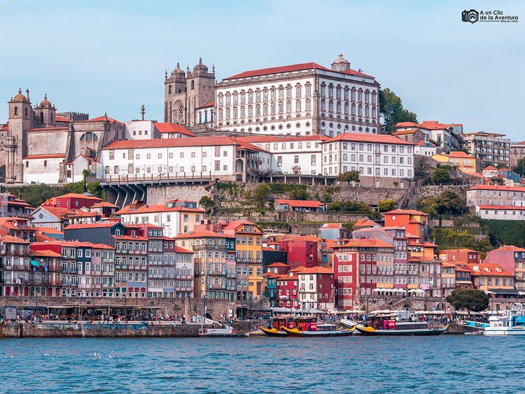 Barrio de Ribeira, que ver en Oporto