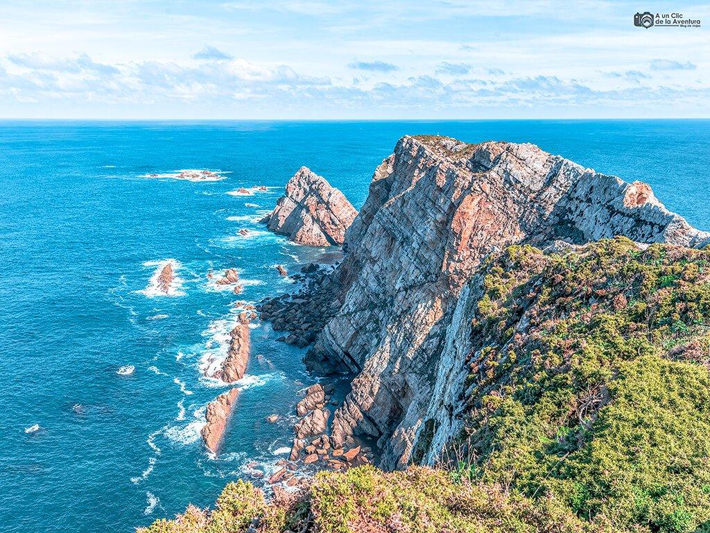 Cabo de Peñas - que ver en Asturias