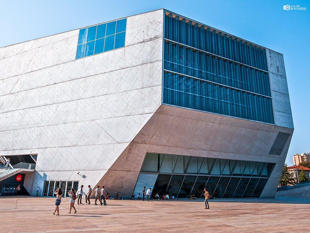 Casa de la Música, Oporto