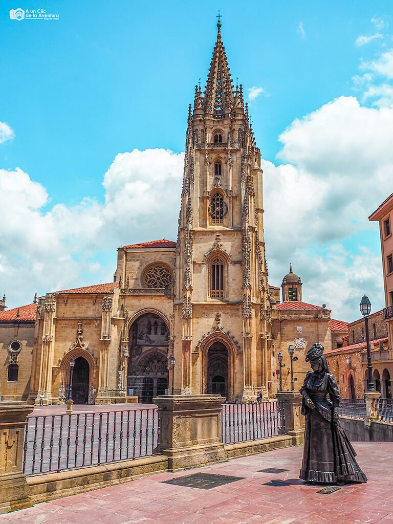 Catedral de Oviedo - que ver en Asturias