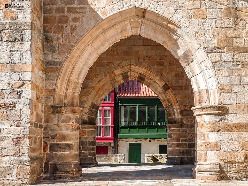 Centro histórico de Plentzia - Ruta por la costa vasca