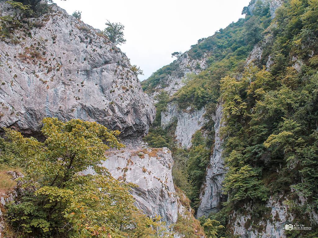 Desfiladero de Las Xanas - que ver en Asturias