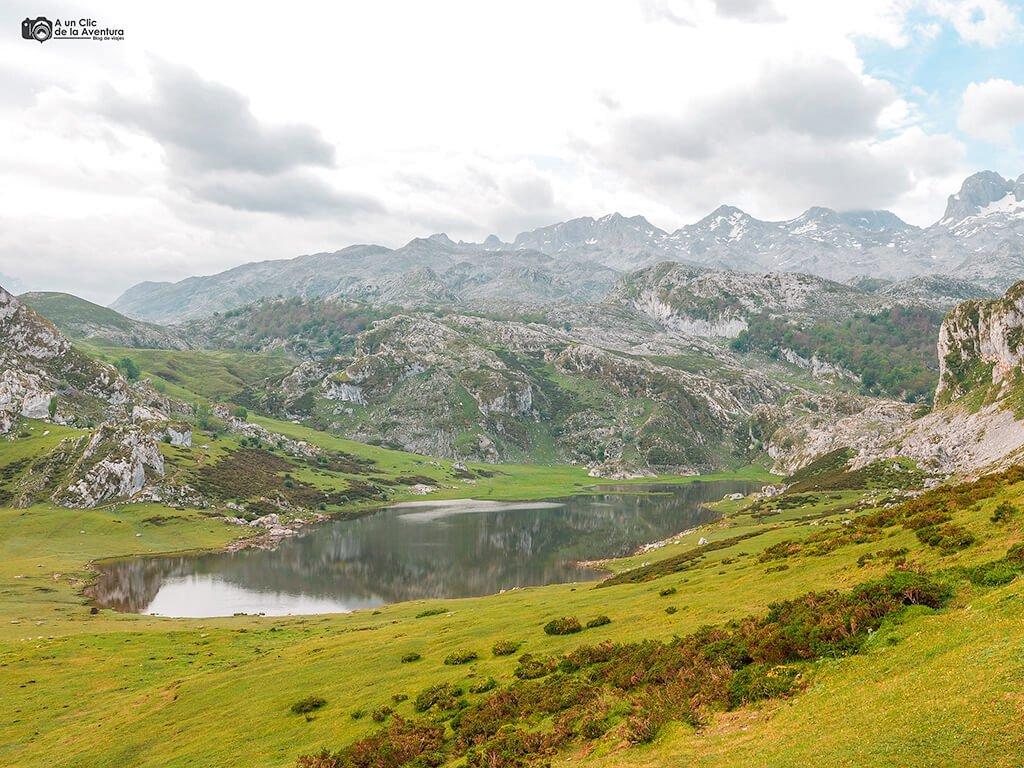 Lago de la Ercina, lagos de Covadonga