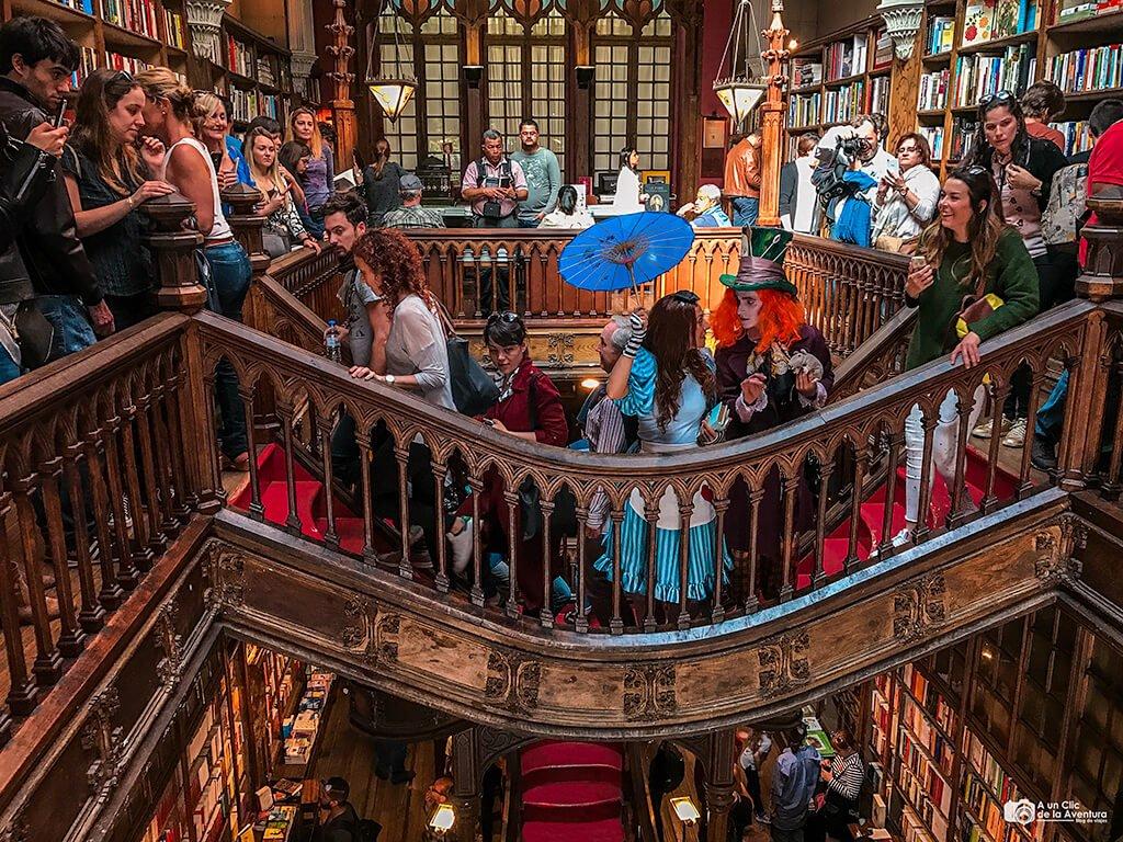 Libreria Lello e Irmao, Oporto