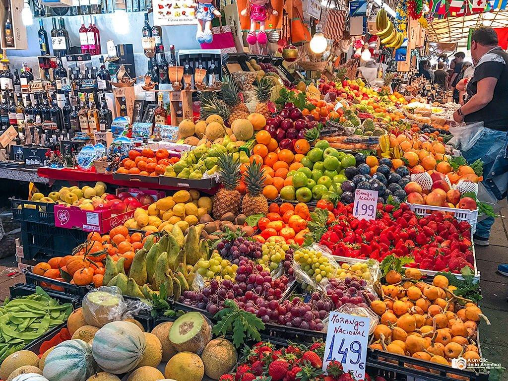 Mercado de Bolhao, Oporto