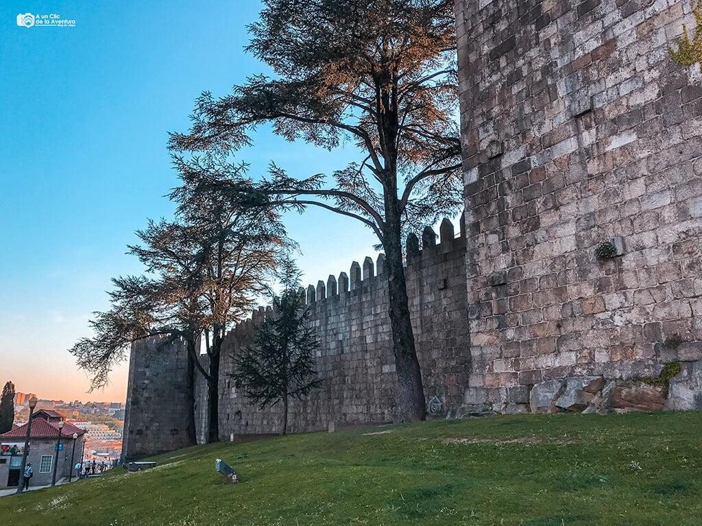 Murallas Fernandinas de Oporto