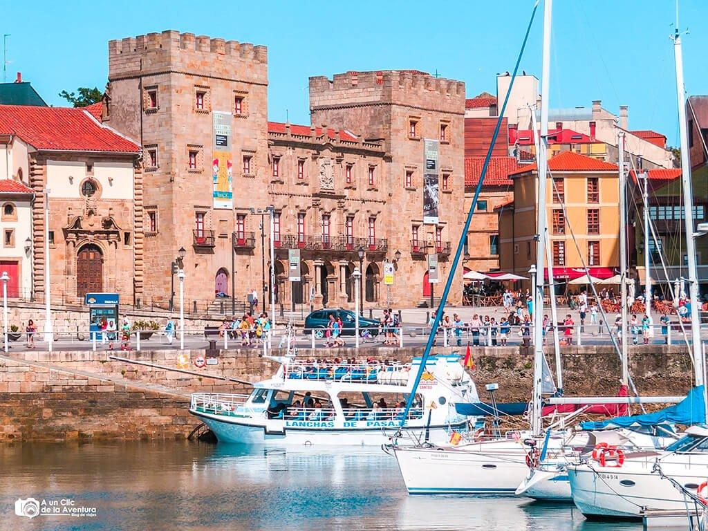Palacio de Revillagigedo, Gijón - que ver en Asturias