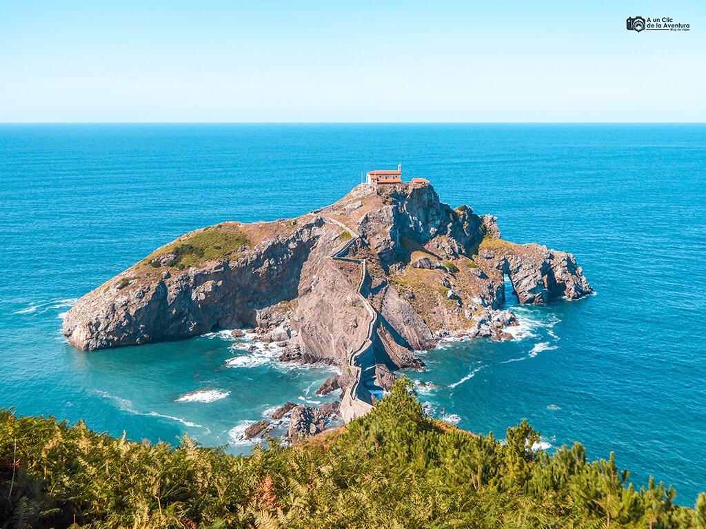 San Juan de Gaztelugatxe - Ruta por la costa vasca