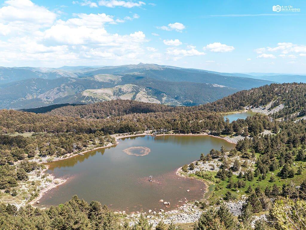 Lagunas de los Patos y Brava, Neila