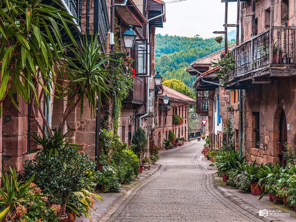 Cartes, uno de los pueblos más bonitos de Cantabria