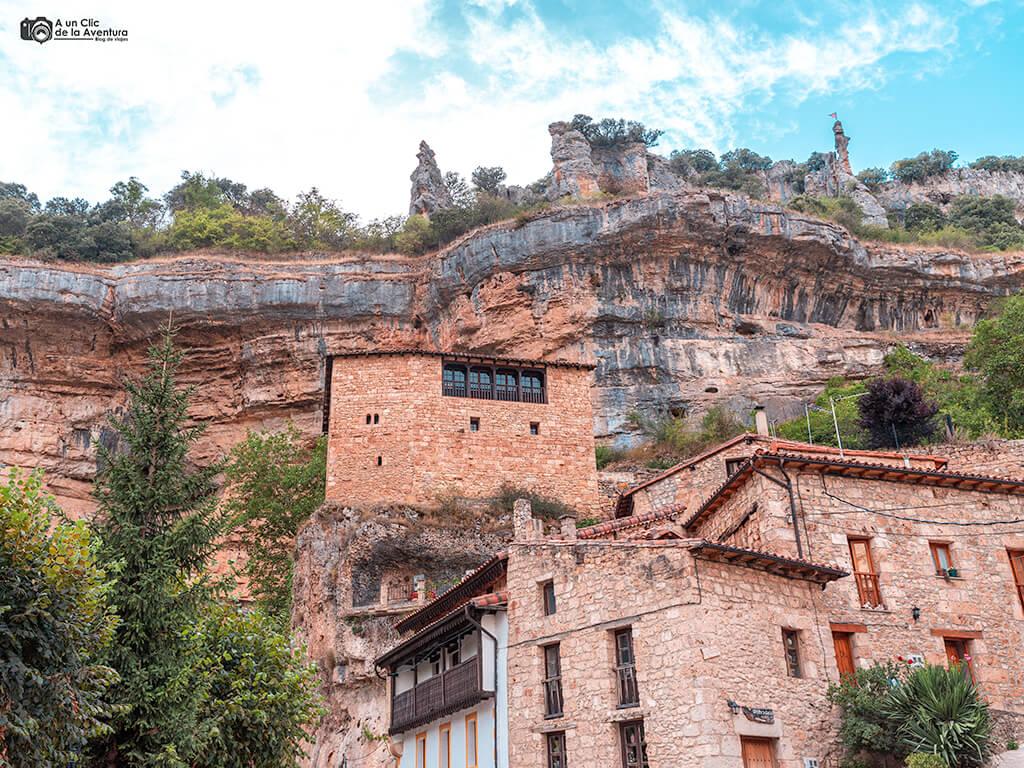 Casa-Fuerte de Orbaneja del Castillo