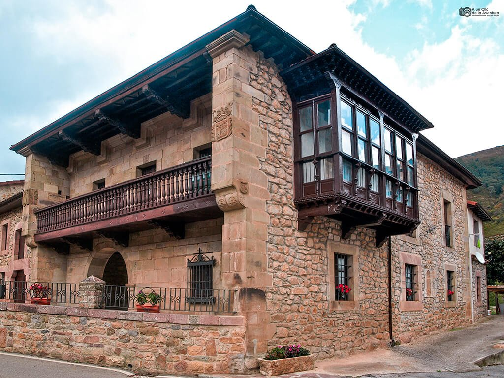 Cosío, uno de los pueblos más bonitos de Cantabria