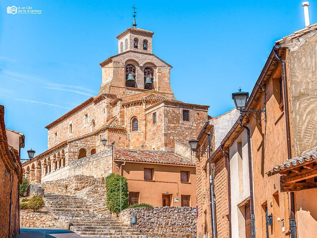 Iglesia de Nuestra Señora del Rivero, San Esteban de Gormaz