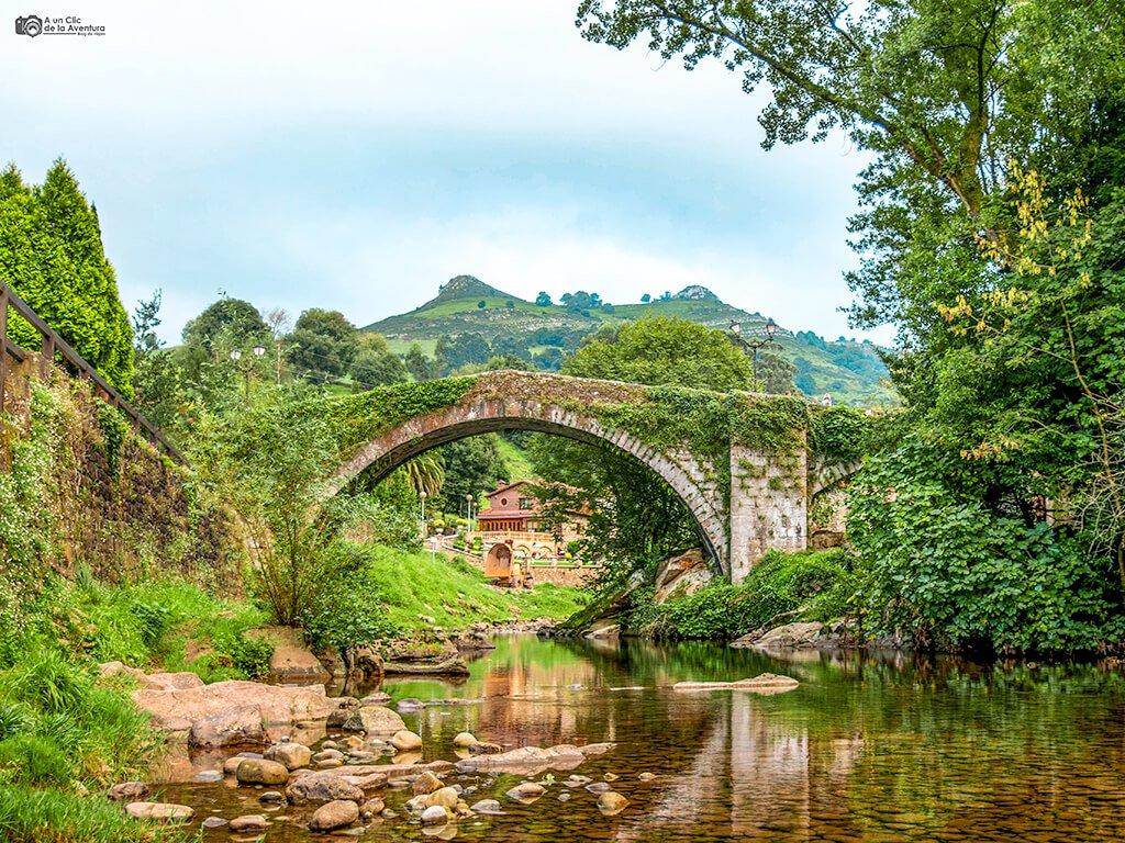 Liérganes, uno de los pueblos más bonitos de Cantabria