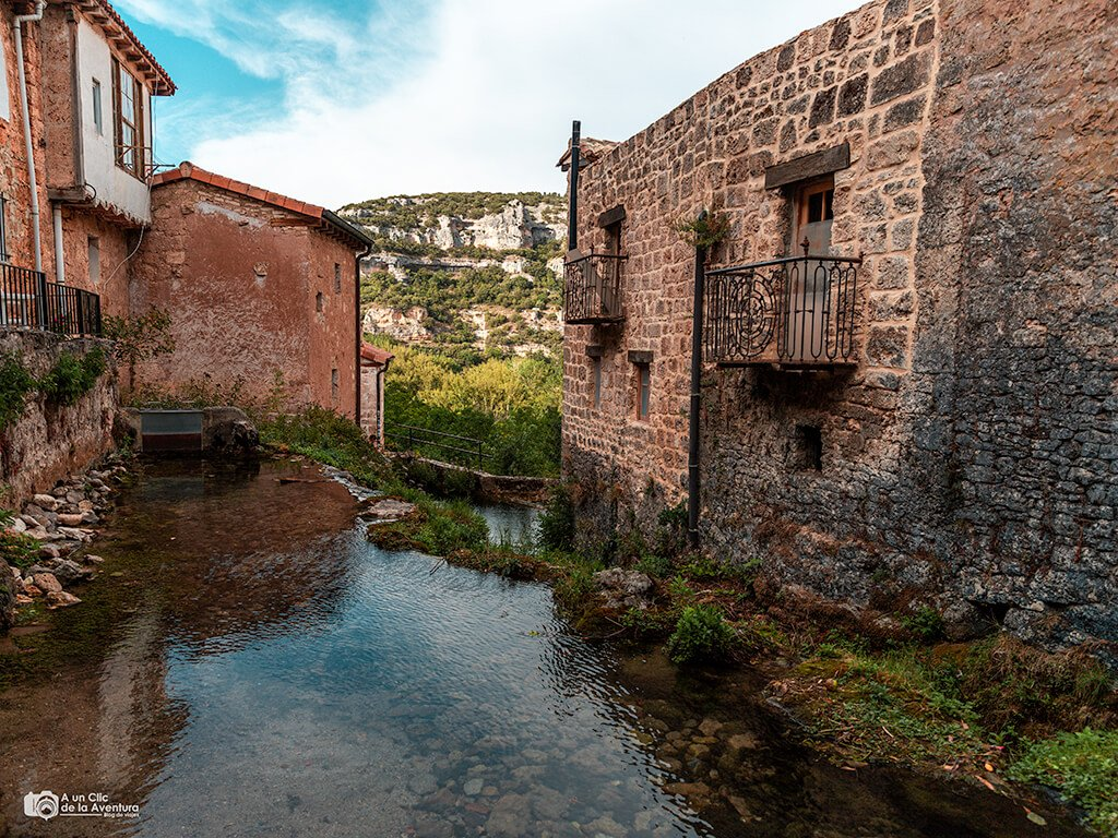 Molino de Orbaneja del Castillo